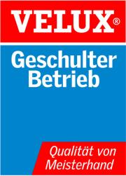 Velux beschulter Betrieb Dachfenster Rolladen