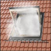 Brandschutz RWA Dachfenster Velux Roto Rauchabzug Dach