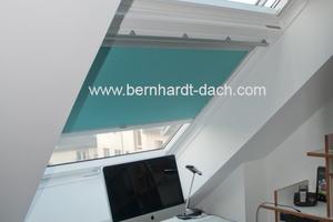 Dachfenster Rollo Verdunklgung Jalousette Velux Roto Frankfurt Bornheim