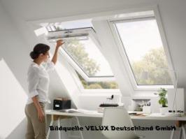 Dachfenster Venitlation Balanced Velux Dachdecker Frankfurt