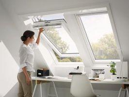 VELUX Roto Dachfenster Frankfurt 60385 Rollladen Lüften
