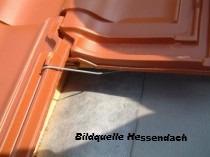Verklammerung Windsog Dachziegel Dachsteine Versicherung Sturmschaden 60385
