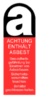 Asbestose Frankfurt Bornheim Eternit Wellplatte TRGS 519