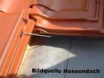 Windsog Sturmschaden Versicherung Dach Dachdecker Frankfurt