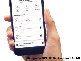 VELUX Active Sensor App Raumklima Inernet Gateway