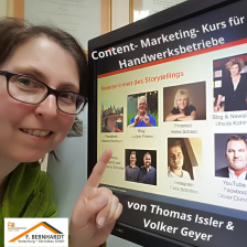 Dachdecker Frankfurt Facebook Social Media Content Marketing Handwerk