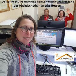 Innung Ehrenamt dachdecker frankfurt Hessen