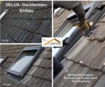 Velux Dachfenster GPU Klapp Schwingfenster