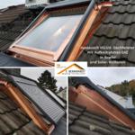 VELUX Solar Rollladen Aufstellarm ZOZ Dachfenster Frankfurt