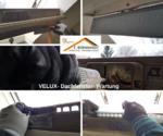 VELUX Wartung Dachfenster Dichtung Dachdecker