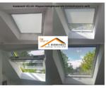 Austauschfenster VELUX Dachdecker Frankfurt Rollo