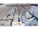 Sicherheit Dach Dachreparatur Schiefer ABS Lock