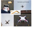 Drohne Dachinspektion Dachwartung